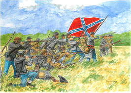 CONFEDERATE INFANTRY COD: 6178