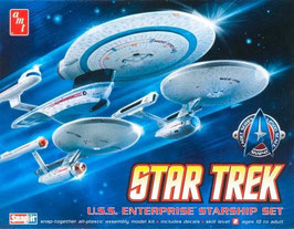 Star Trek Enterprise Starship COD: AMT660