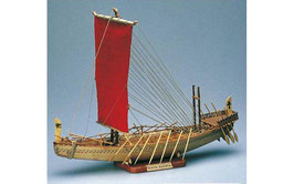Nave Egizia Regno di Sahure COD: AM1403