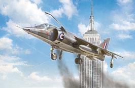 HARRIER GR.1 Transatlantic Air Race 50th Ann COD: 1435