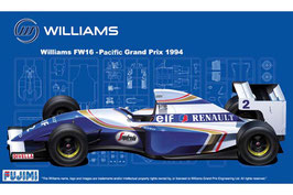 Williams FW16 (Pacific Grand Prix1994) COD: 090658