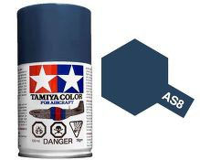 Navy Blue (US Navy) 100ml Aircraft Spray COD: AS8