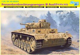 Pz. Beob. Wg. III Ausf.( Sd.Kfz. 143) COD: 6792