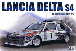 Lancia s4 rally monte carlo 1986 COD: BE24020