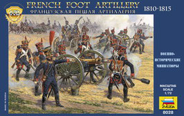 French Foot Artillery  COD: 8028