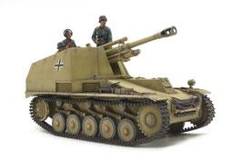 """GE HOWITZER WESPE """"Italian Front"""" COD: 35358"""