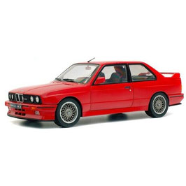 BMW E30 Sport Evo 1990 Red  COD: S1801502