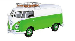 Volkswagen T1 Box Wagon with Roof Rack COD: 79551