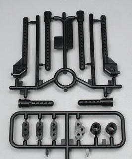 K Parts Body Mount Tiger COD: 50909