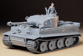 Ger. Tiger I Early Production  COD: 35216