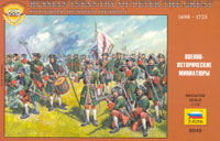 Russian Infantry of Peter COD: 8049