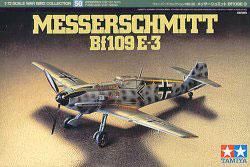 messerschmitt bf109 e-3 COD: 60750