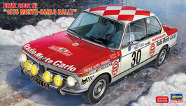 "BMW 2002 tii ""1975 Rally di Montecarlo"" COD: 20516"