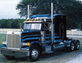 PETERBILT 378 ''Long Hauler'' COD: 3857