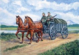 Hf.2 Schwerer Heeresfeldwagen COD: 6517