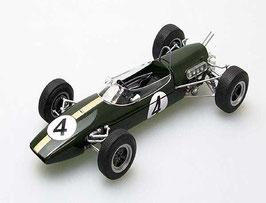 BRABHAM BT18 Honda F2 1966 COD: EB022