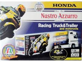 HONDA RACING TEAM TRUCK + MOTO  COD: 3810