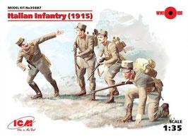 FANTERIA ITALIANA 1915 COD: ICM35687