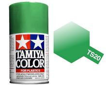 Metallic Green 100ml Spray COD: TS20
