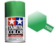 Metallic Green 100ml Spray COD: TS20