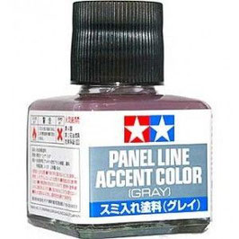 Panel Line Accent Color Gray COD: 87133