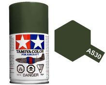 Dark Green 2 RAF 100ml Aircraft Spray COD: AS30