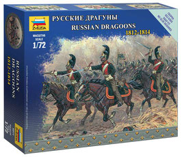 Russian dragoons 1812-1814 COD: 6811