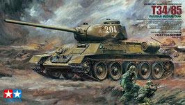 CARRO RUSSO T34/85 COD: 35138