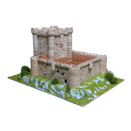Castello di Fuensaldana - Scala 1:150 COD: 1003