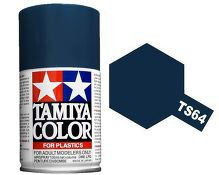Dark Mica Blue 100ml Spray COD: TS64