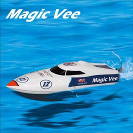 Magic vee v3 2.4g rtr, white color, 2013 version COD: 8106