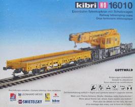 Eisenbahn Teleskopkran COD: 16010