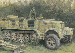 Sd.Kfz. 7 8t Typ HL m 11 1943 COD: 6794