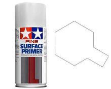 White Fine Surface Primer 108ml Spray Can COD: 87044