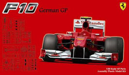 Ferrari F10 German GP 2010 COD: 090948