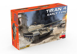 Tiran 4 Early Type with interior kit  COD: 37010