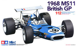 MATRA MS11 F1 1968 British GP 1:12 COD: EB13001