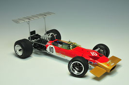 Team Lotus Type 49B 1968 COD: EB005