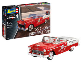 1/25 '55 Chevy Indy Pace Car COD: 07686