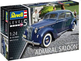Luxury Class Car Admiral Saloon COD: 07042