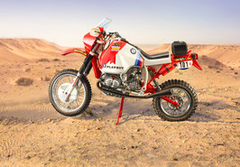 B.M.W. R80 G/S 1000 Paris Dakar 1985 COD: 4641