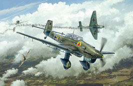 Junkers JU-87B Stuka COD: 2807