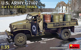 US ARMY G7107 4X4 1,5t CARGO CAMION COD: 35380