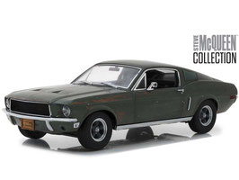 Steve McQueen Collection 1968 Ford Mustang Gt Fastback  COD: 13523