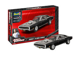 1/25 Fast & Furious - Dominic's 1970 Dodge Charger COD: 07693