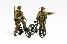 British Paratroopers Set - w/Bicycles COD: 35333
