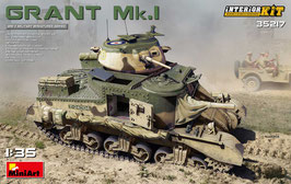 GRANT Mk.I INTERIOR KIT COD: 35217