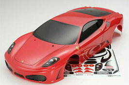 RC Body Set Ferrari F430  COD: 51201