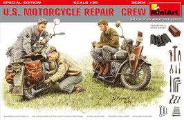 U.S. MOTORCYCLE REPAIR CREW. SPECIAL EDITION COD: 35284