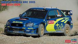 "Subaru Impreza WRC 2005  ""2005 Rally Japan"" COD: 20353"